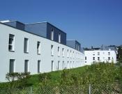 <h5>Ouvrage Av. des Alpes Pully : Façades ventilées en fibro ciment petit format</h5>